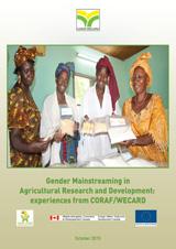 CORAF -Gender