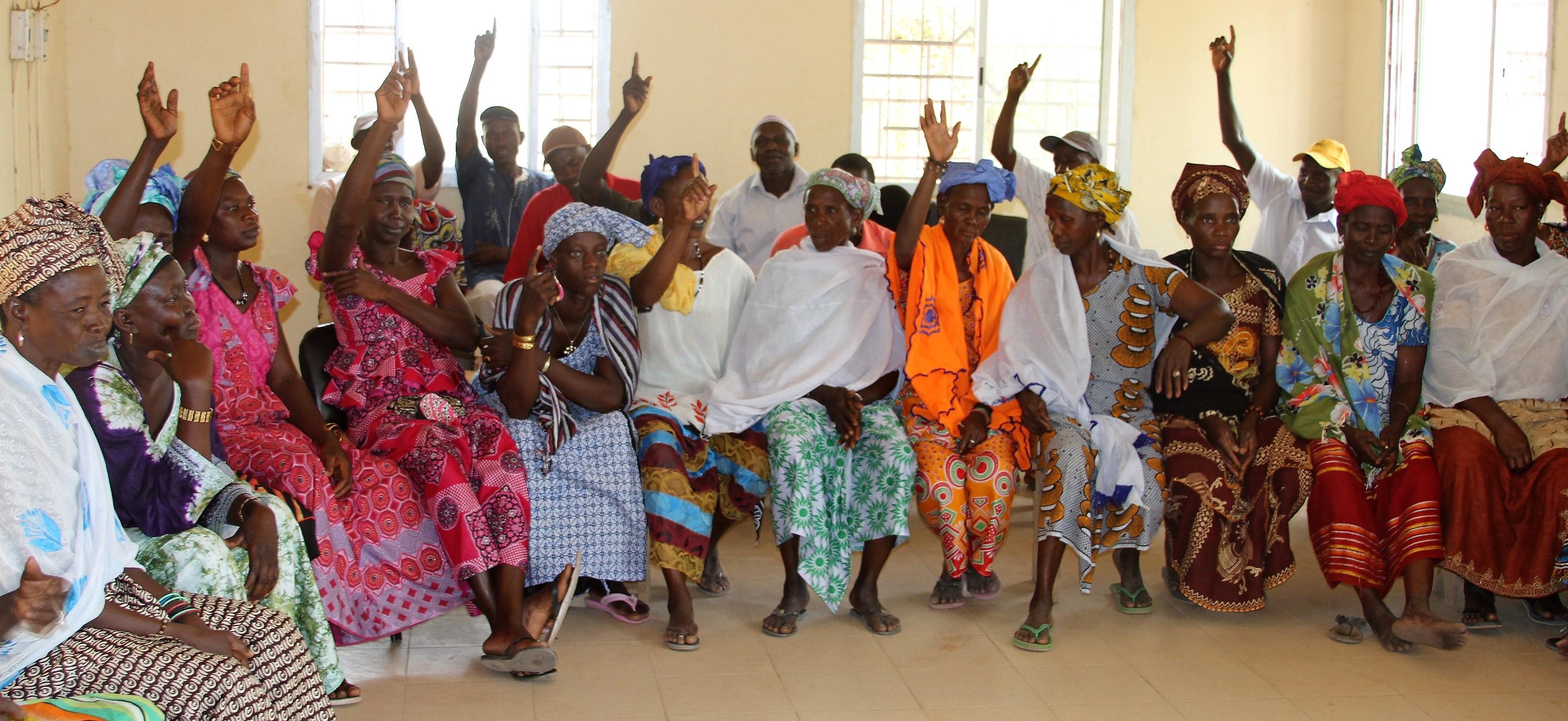 Women Shine in Technology Adoption | West Africa