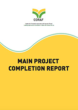Main project completion report