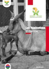 Les réalisations du PPAAO en Gambie
