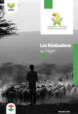 Les réalisations du PPAAO au Niger