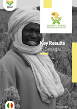 The achievements of WAAPP Senegal
