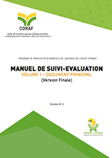 Manuel de Suivi-Evaluation