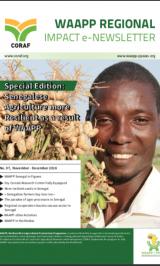 WAAPP REGIONAL IMPACT E-NEWSLETTER N°7