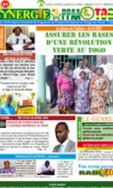 NEWS JOURNAL PPAAO TOGO Avril 2013